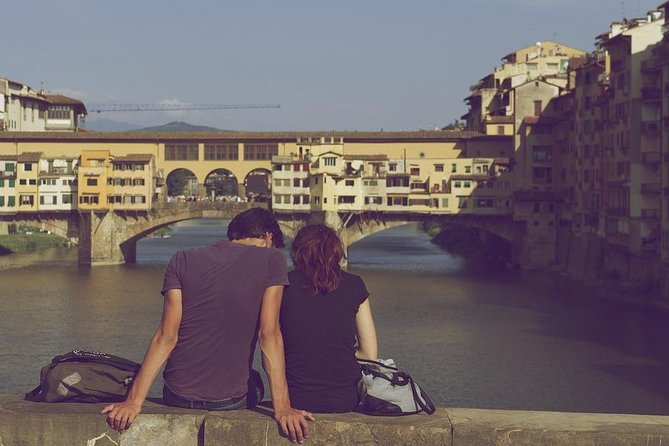 Florence Daily Trip: Private Tour from Rome
