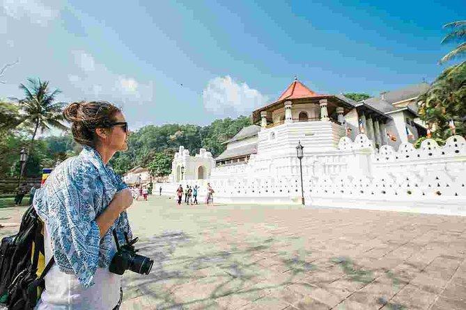 Sri lanka UNESCO World Heritage sites visit in seven days