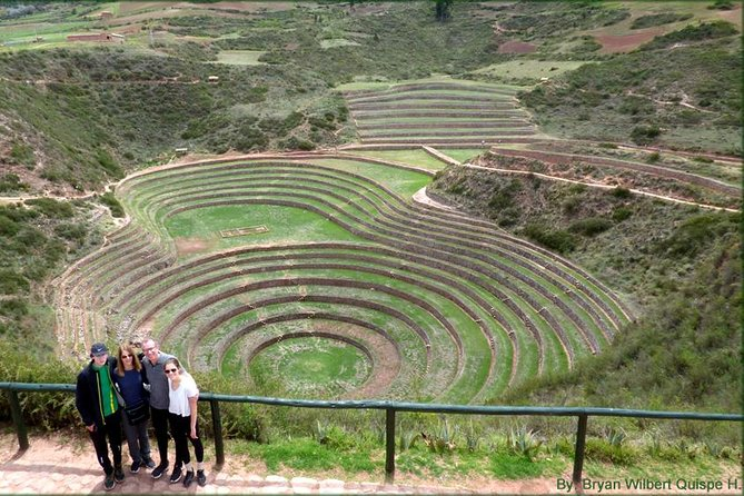 Maras Moray and Salt Mines