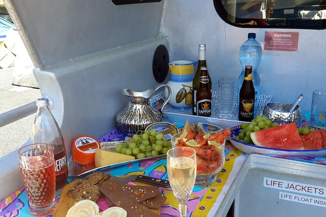 Water Limousines Sydney 1 & 2 Hour Icons & Highlights Cruise