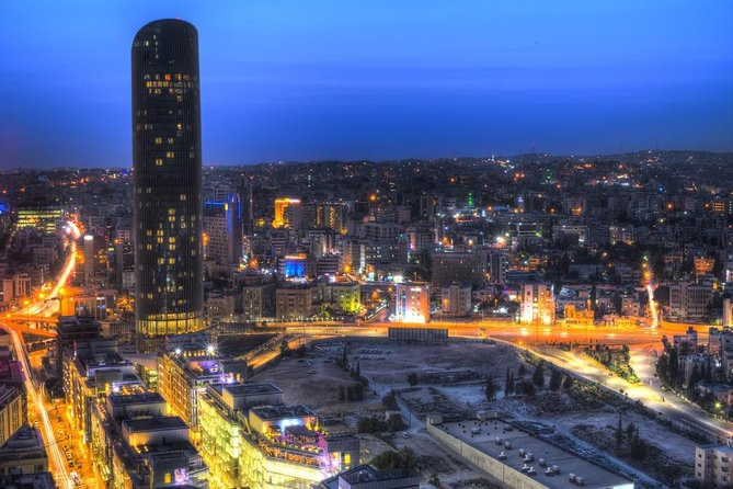 Amman Private City Tour By Car