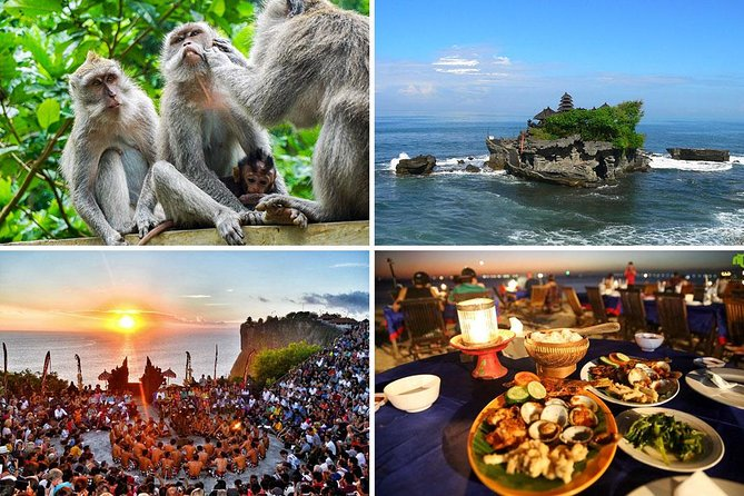 Bali Car Charter - Tanah Lot and Uluwatu Temple Trip