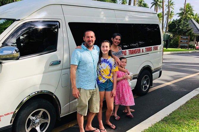 Private Arrival Transfer - Nadi Airport to Maui Bay Properties & Private Villas
