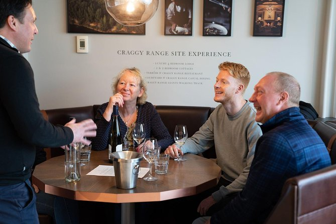 Full Day Small-Group Hawke's Bay Wine Tour