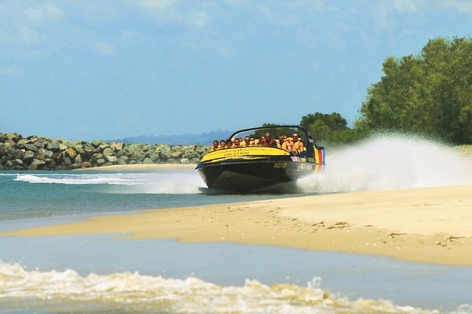 Gold Coast Attraction Pass Including Currumbin Wildlife Sanctuary and Paradise Jetboating photo 1