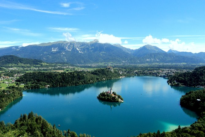 Visitng Lake Bled, Lake Bohinj and Waterfall Savica photo 3