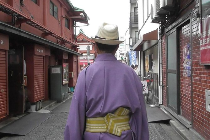 Discover the best kept secrets in Asakusa! - Private Tour