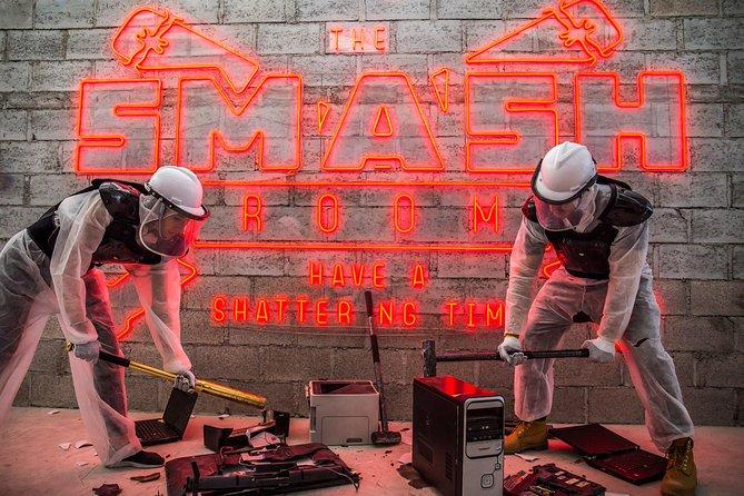 The Smash Room- Two 2 Tango (for 2 smashers)