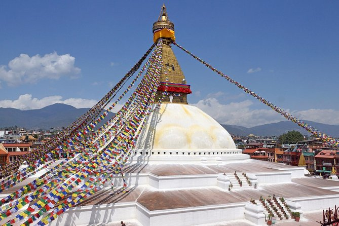 Private Half-Day Tour of Boudhanath and Pashupatinath Temples in Kathmandu
