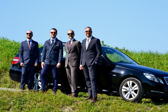 Florence to Venice Private Car/Van Transfers