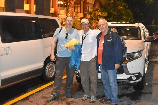 Private Transportation Service From San Jose Airport to La Fortuna Arenal area