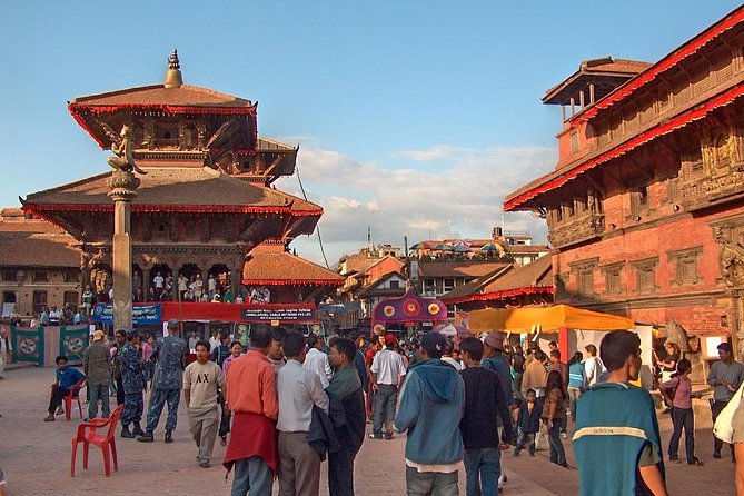 Private Day Tour: Patan and Bhaktapur from Kathmandu
