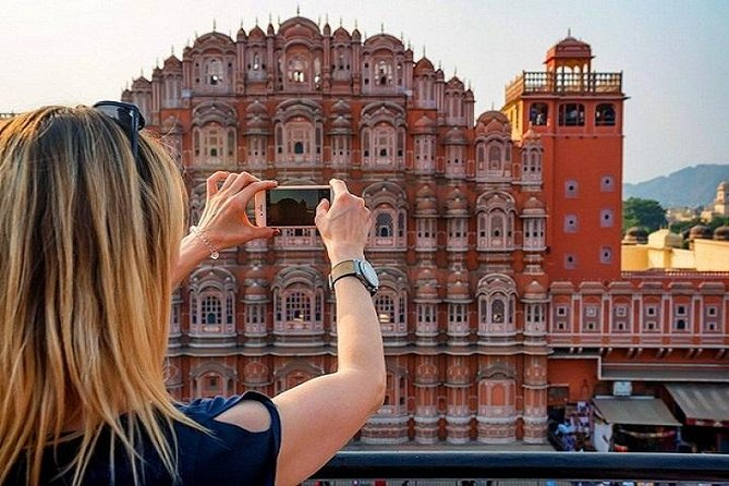 Jaipur Private Day Tour from Delhi-All Inclusive