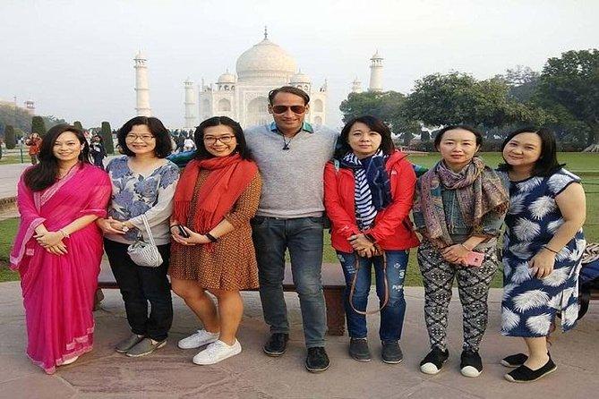 Private 4 Day Golden Triangle Tour from Delhi
