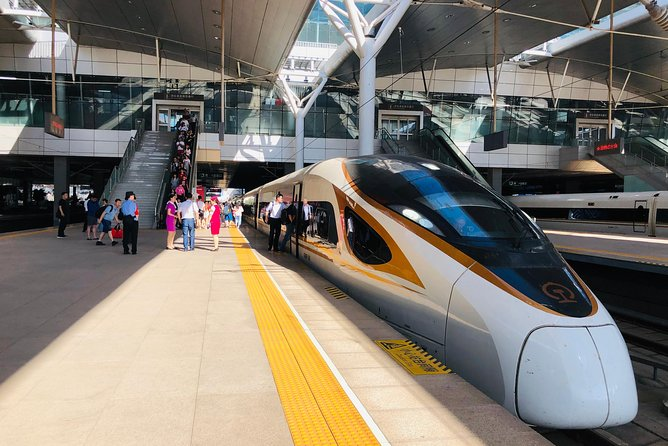 All Inclusive Private Day Tour to Tianjin from Beijing by Bullet Train