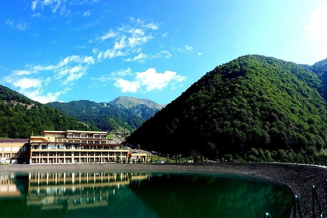 Private Gabala Tour: Tufandag Winter-Summer Mountain Resort