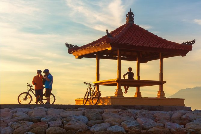 Bali Sanur Beach Sunrise Bike Tour – Half Day