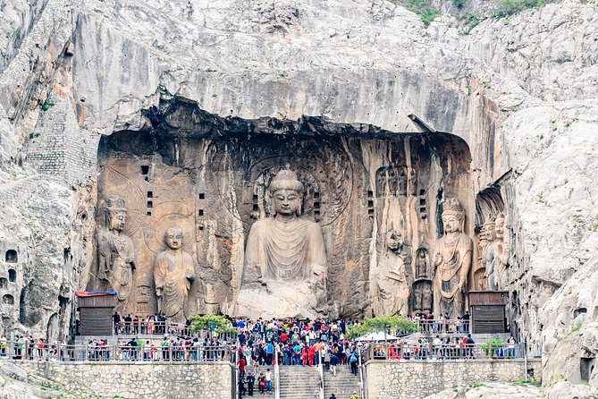 2 Days Luoyang Tour from Beijing by High Speed Train