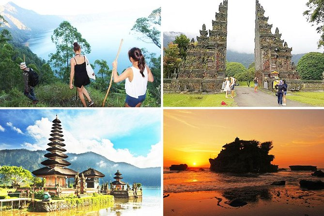 Bali Car Charter - North Bali and Tanah Lot Temple Trip