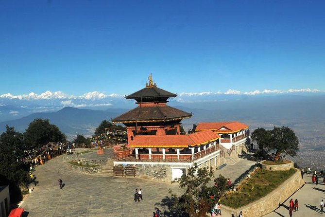 Chandragiri Hill Cable Car Tour with Hotel Transfers from Kathmandu photo 3
