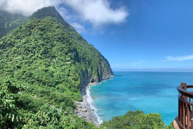 3-Day Private Tour of Taroko Gorge & East Coast Scenic Area
