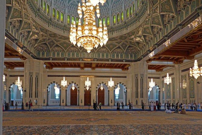 Essence Of Oman Tour