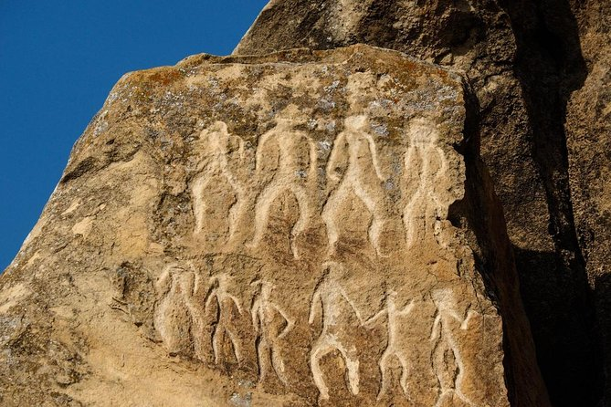Gobustan Rock Art & Mud Volcanoes Tour