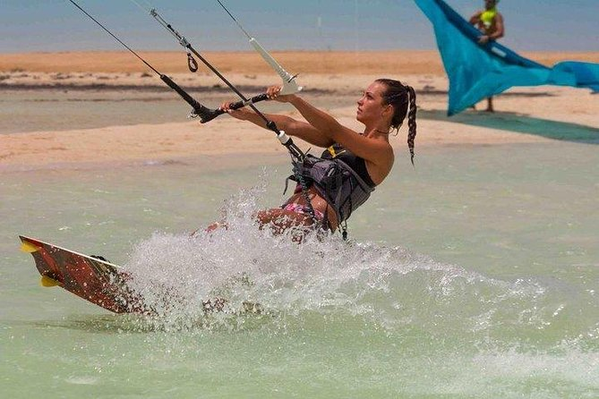 1 hour kitesurf intro - Hurghada German