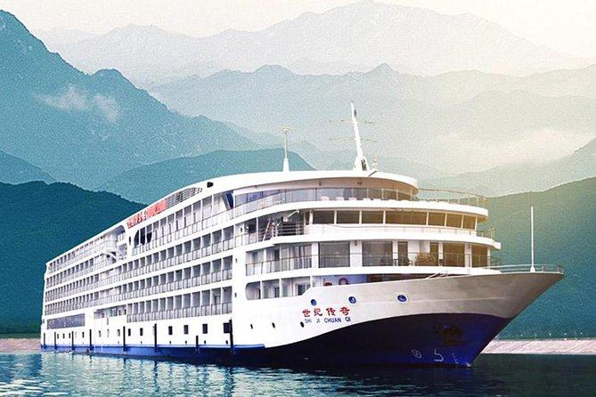 3-Night Century Legend Chongqing to Yichang Yangtze Cruise