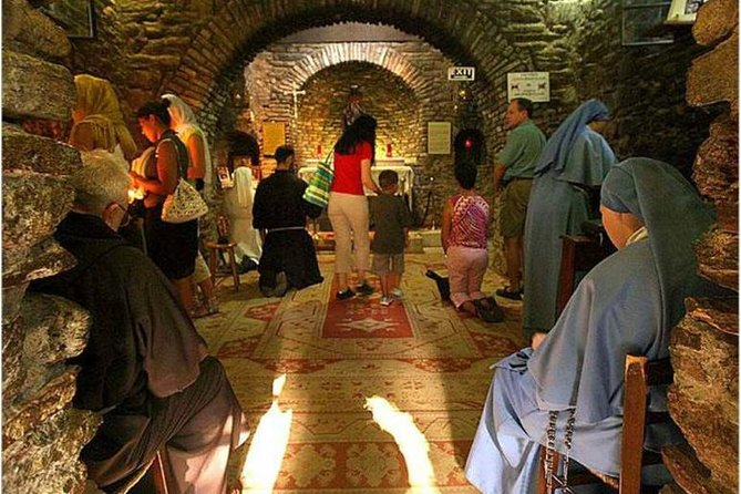 Small Group Shore Excursion, Discover Ephesus and Virgin Mary's House Tour