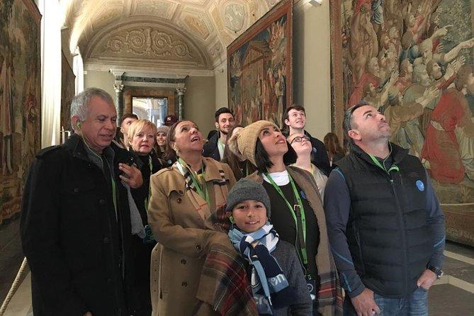 Skip the line & tour: Vatican Museums, Sistine Chapel & Raphael Rooms