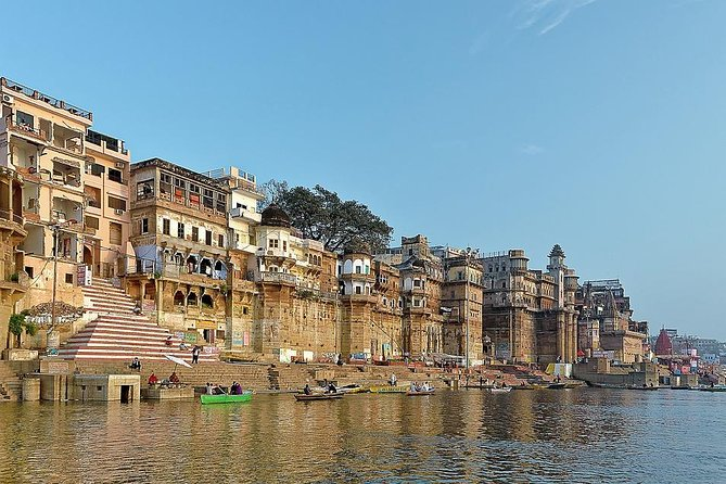 6-hour Morning tour of Varanasi with Boat Ride, Akhada & Heritage Walk