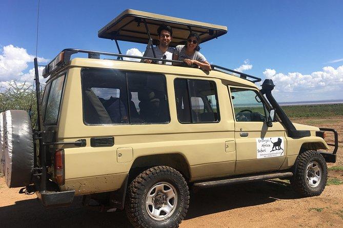 11-Day Safari (Including Serengeti) & Zanzibar Extension