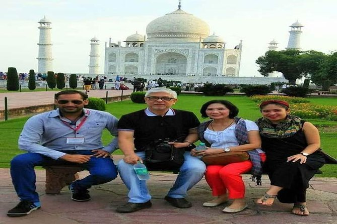 Private 4 Days Golden Triangle Tour from Delhi