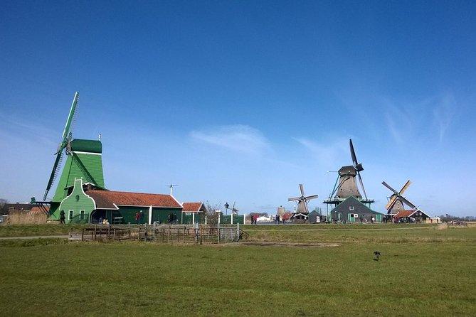 4-Day Tour: Amsterdam and Zaanse Schans from Zaandam