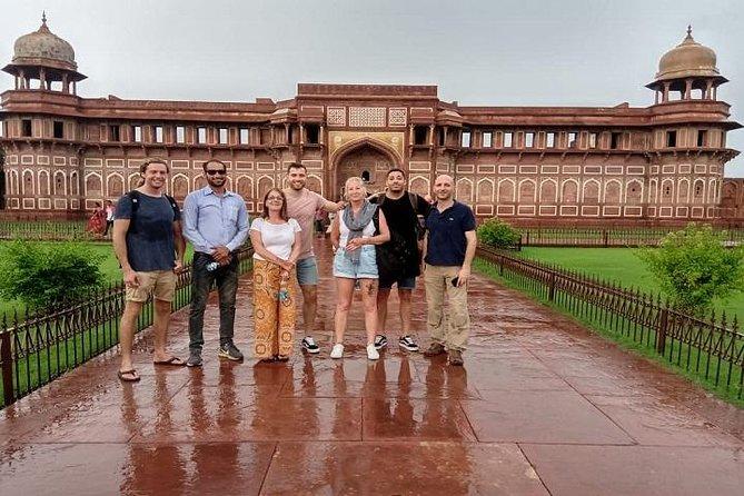 4 Days Private Golden Triangle Tour from Delhi-All inclusive