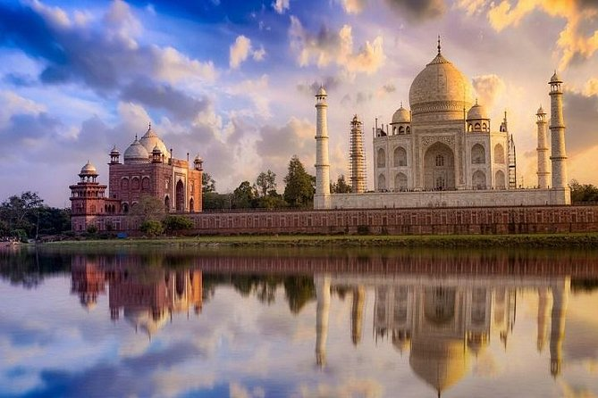 Full Day Taj Mahal and Agra Private Tour from Agra