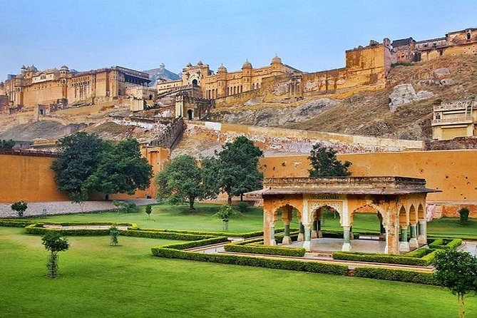 Jaipur Full Day Private City Tour With Lunch