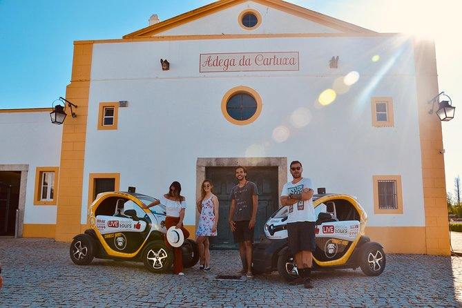 Evora Cartuxa: The Most Exclusive Tour for Wine Lovers
