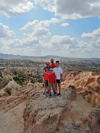 Daily Hike and explore tour in Cappadocia
