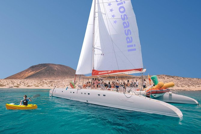 Day Sail to La Graciosa