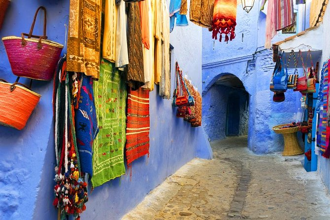 Full Day Trip to Chefchaouen and Tangier photo 9