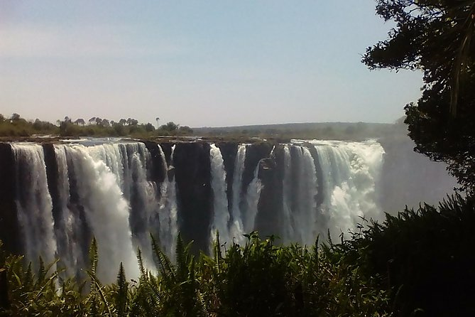 Guided Tour Of the Victoria Falls Zimbabwe