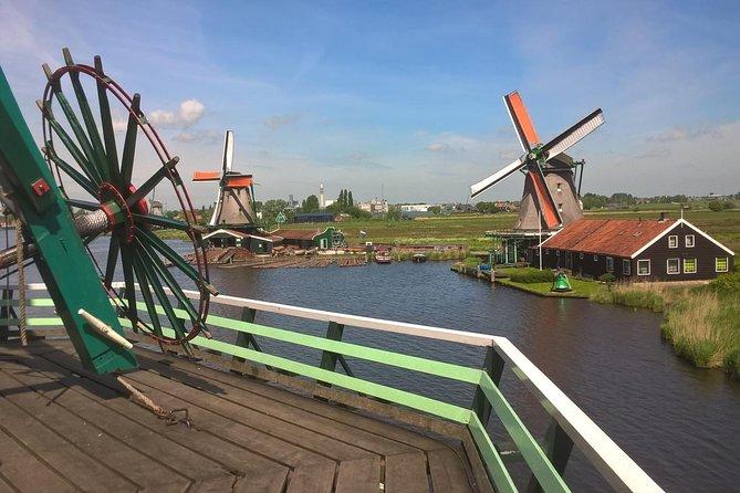 Excursão Privada: Zaanse Schans saindo de Amsterdã