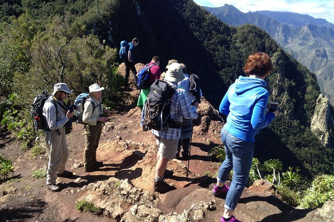 4-Hour Hiking Route at Chamorga in Tenerife