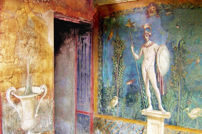 Herculaneum and Pompeii Private Tour: Day Trip from Rome by Car
