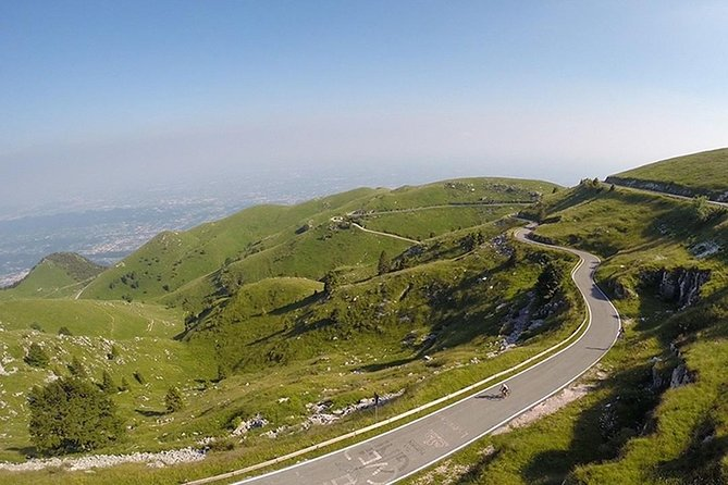 Bike Tour On Monte Grappa