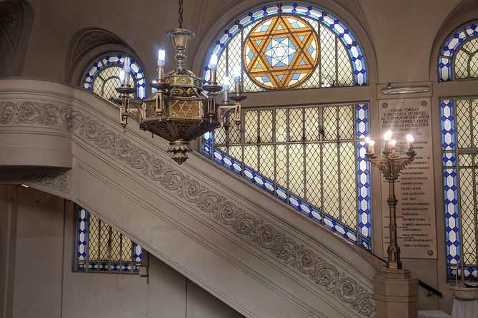 Private Jewish Walking Tour - Includes visit to AMIA, Libertad Synagogue + more