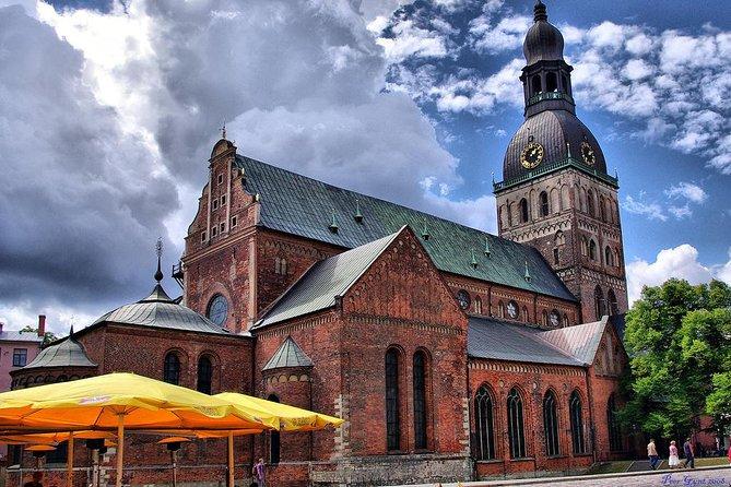 Private grand Riga city tour