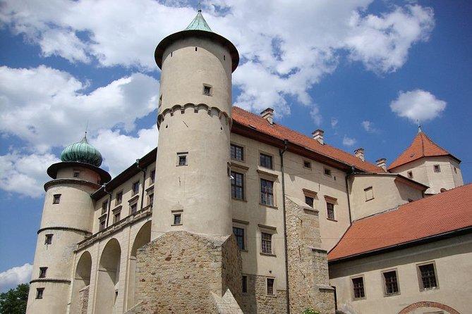 Wooden UNESCO Architekture Route around Nowy Sącz- PRIVATE tour from Krakow